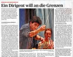 Pressebericht LKZ vom 24. April 2013